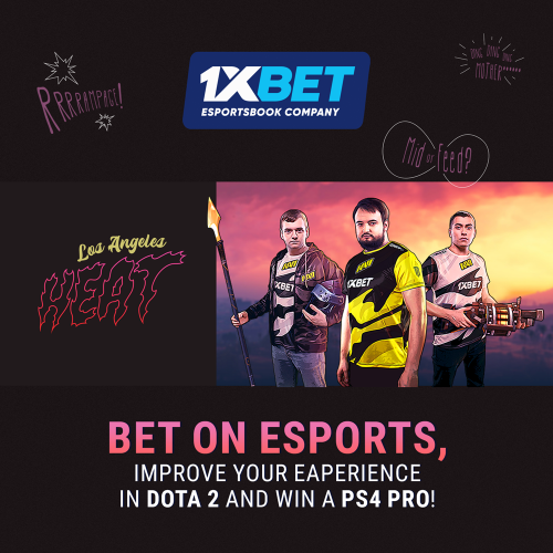 Los Angeles HEAT 1500x1500 EN 500x500 - Win big with the Los Angeles Online Heat promotion at 1xBet