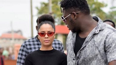 Medikal and Sister Deborah 390x220 - Medikal warns Sister Deborah To Keep His Name Out Of Her Mouth