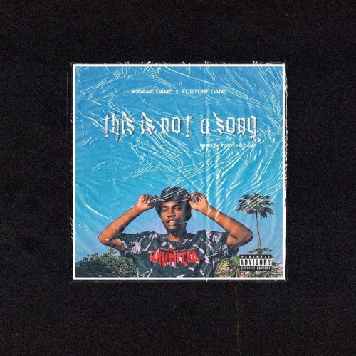 This Is 500x500 - Kwame Dame x Fortune Dane - This Is Not A Song (Prod. by Fortune Dane)