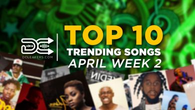 Photo of April Week 2: Top 10 Trending Songs