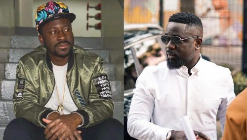 asem sark 1 500x285 - 'Took You Nine Years to reply me' - Asem hits back at Sarkodie
