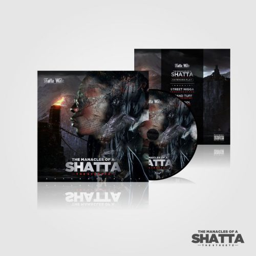 manacles 500x500 - Shatta Wale - Manacles Of A Shatta (Full Album)