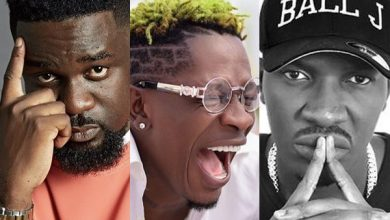Photo of Ball J disses Sarkodie with new song, 'Lullaby' – See how Shatta Wale reacted