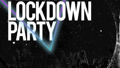 DJ Alpha art 390x220 - Dj Alpha - The Alpha Lockdown Party (Mixtape)
