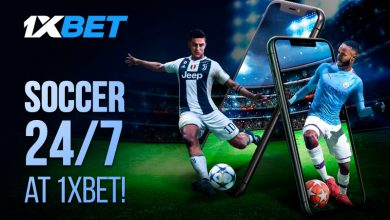 Soccer 24 7 800x480 390x220 - Keep Making Money Betting On Football At 1xBet!