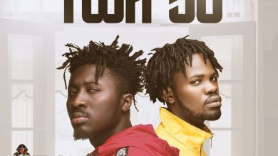 amerado twa so 390x220 - Amerado - Twa So ft. Fameye (Prod. by Two Bars)