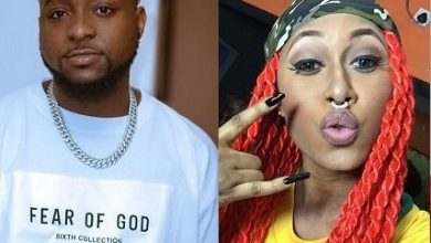 Photo of Davido Comes To The Aid Of Cynthia Morgan