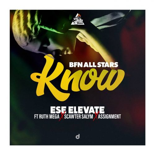Ese Elevate Know 500x500 - Ese Elevate - Know ft Ruth Mega, Scawter Salym & Assignment