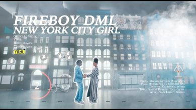 Fireboy DML new york video 390x220 - Fireboy DML - New York City Girl (Official Video)