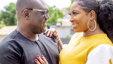 Gloria and Dadaboat 390x220 - Gloria Sarfo and Dadaboat are ready to tie the knot
