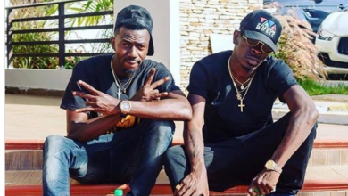 Photo of VIDEO : Shatta Wale Orders For The Collection Of His Car From Joint 77