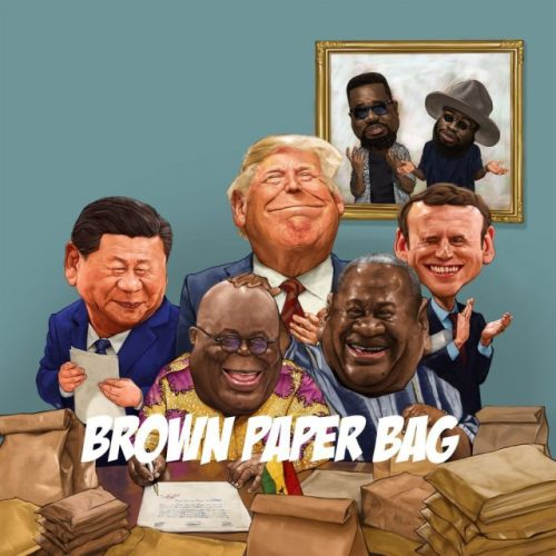 Sarkodie Brown Paper Bag ft. M.anifest www.dcleakers.com  500x500 - Sarkodie - Brown Paper Bag ft. M.anifest