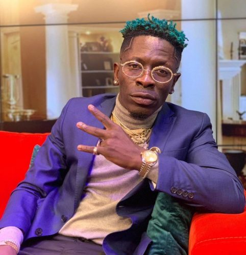 Shatta Wale utv interview 482x500 - Shatta Wale Reveals the International Award He and Stonebwoy Should be Fighting For - And It's Not BET