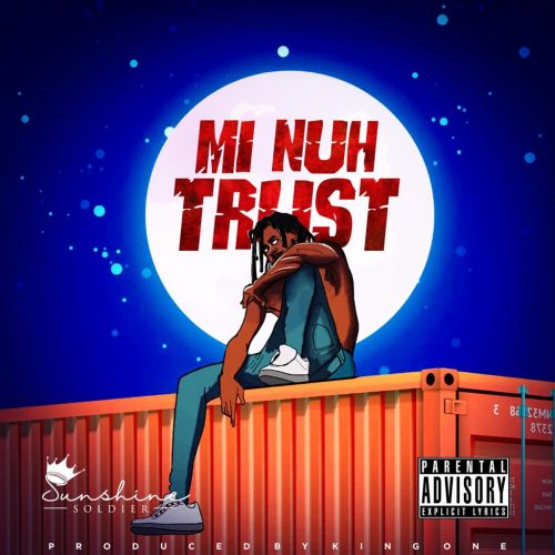 Sunshine Soldier Mi Nuh Trust 500x500 - Sunshine Soldier - Mi Nuh Trust (Mixed by KingOne)