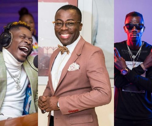 andy shatta joint 500x417 - Andy Dosty trashes report that Shatta Wale seized His car from Joint 77