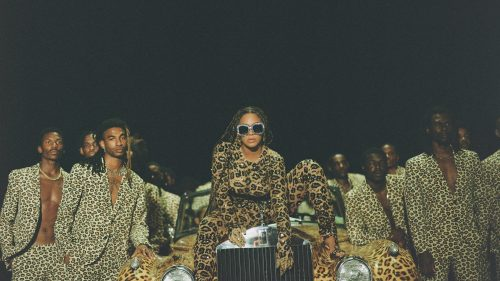 "black is king beyonce 500x281 - Beyonce set to drop Visual Album, 'Black Is King' - Its based on the Music of ""The Lion King: The Gift,"""