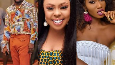 bullet afia wendy 390x220 - Afia Schwarzenegger alleges Bullet and Wendy Shay are Sexual Partners