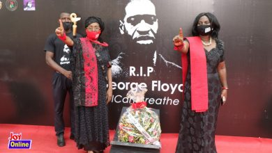 Photo of Photos: Government Holds Memorial Service in Honour of George Floyd