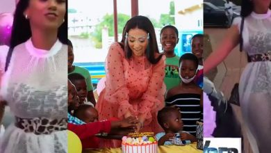 Photo of Video: Hajia4real gifted a Mansion and Brand New Car on Her Birthday