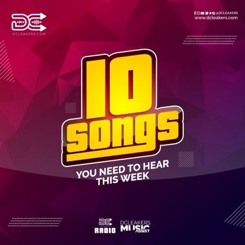 08c8fbf9 5007 4ad3 b700 f94059a952ca 500x500 - Playlist : 10 Songs You Need To Hear This Week (Week 20)