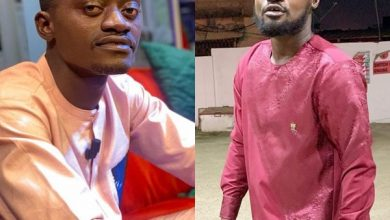 Photo of Funny Face squashes beef with Lil Win after brawl on TV