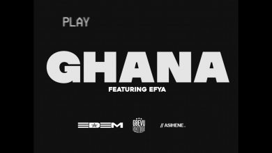 Ghana edem 390x220 - Edem ft. Efya - In Ghana (Official Video)