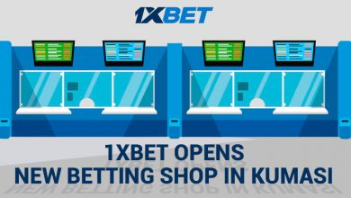 Ghana second betting shop 800x480 390x220 - 1xBet Opens New Betting Shop in Kumasi