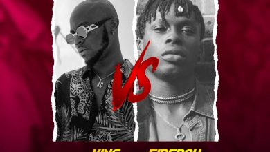 King Promise vs Fireboy 390x220 - Playlist : King Promise Vs. Fireboy DML