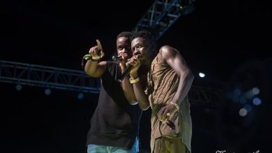 Photo of Shatta Wale Reconciles With Sarkodie