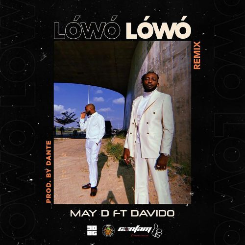 may d lowo remix 500x500 - May D - Lowo Lowo (Remix) ft. Davido