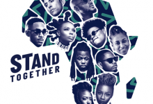 stand together 220x150 - 2Baba, Yemi Alade, Teni ,Ahmed Soultan, Amanda Black, Ben Pol & Betty G - Stand Together