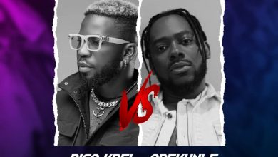Photo of Playlist : Adekunle Gold vs. Bisa Kdei