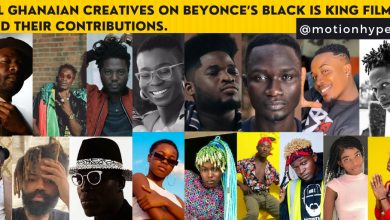 All Ghanaian Creatives on Beyonce's Black is King and Their Contributions 390x220 - Here are the Ghanaian Creatives who Contributed to Beyoncé's 'Black is King'