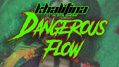 Photo of Khalifina ft. Black Sherif – Dangerous Flow
