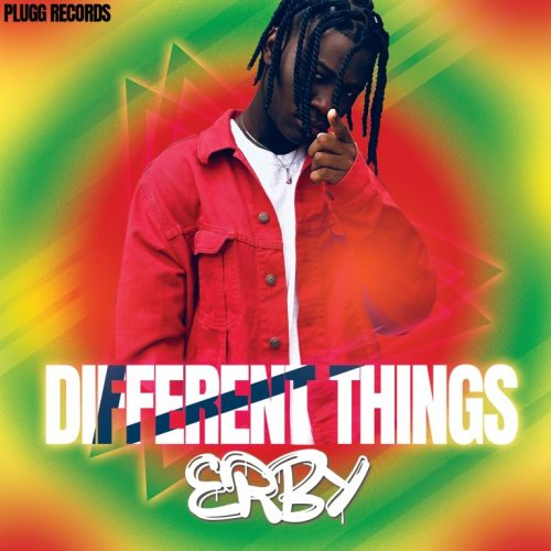 Erby Different Things 500x500 - Erby Shines On New Life-Inspired Single 'Different Things'