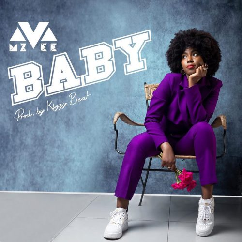 Mzvee baby art 500x500 - MzVee set to release New Song 'Baby' - See Release Date