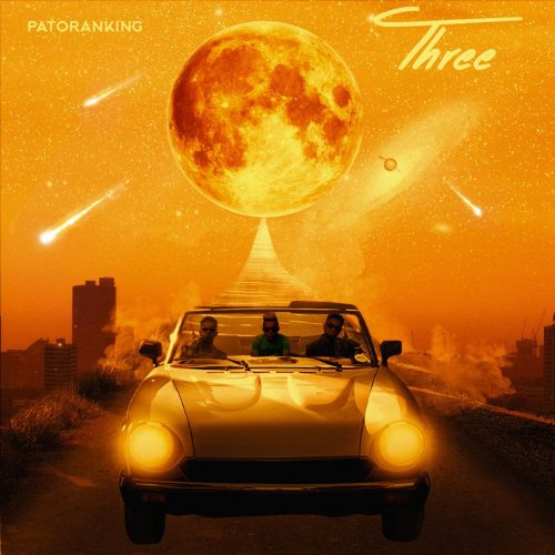 Patoranking 3 album 500x500 - Patoranking - Three (Full Abum)
