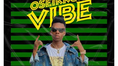 Photo of Strongman – Oseikrom Vibe (Prod By TubhaniMuzik)