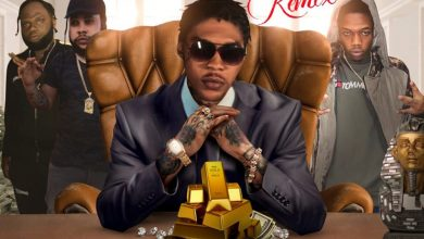 Photo of Vybz Kartel – Jump On The Beat (Remix) ft. Likkle Vybz, Squash & Chronic Law