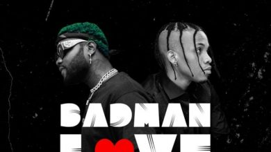Badman Love cover art  390x220 - Skales ft Tekno - Badman Love (Remix)