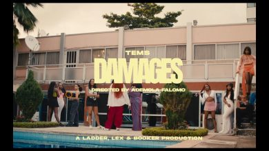 Photo of Tems – Damages (Official Video)