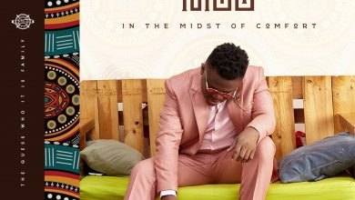 "Photo of KobbySalm Finally Frops ""In The Midst Of Comfort (IMOC)"" Album"