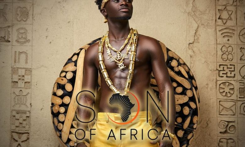 Photo of Album Review: Son Of Africa by Kuami Eugene
