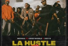 Photo of Medikal – La Hustle (Remix) ft. Joey B & Criss Waddle