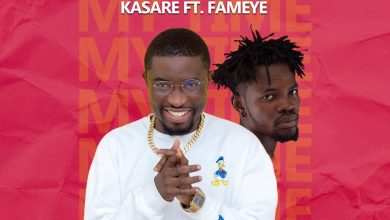 "Photo of Watch the video for Kasare's new single featuring Fameye ""My Time"""