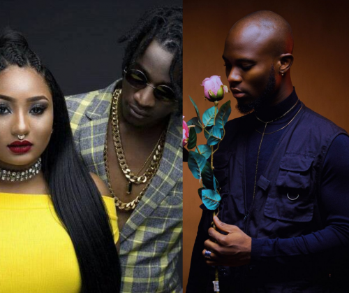 Navy Kenzo and King Promise 500x419 - Navy Kenzo's ' Only One' Features Ghanaian Songwriter - King Promise