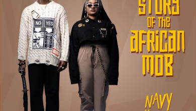 Photo of Navy Kenzo & King Promise – Only One