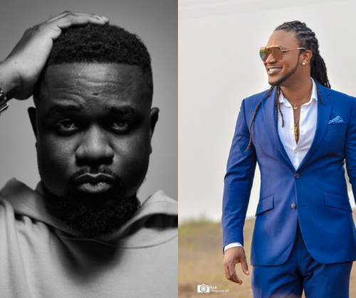 Prince and Sarkodie 500x419 - Sarkodie & Prince Bright Join Forces Again On 'Gimme Way'
