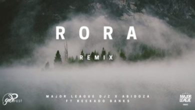 Photo of Major League & Abidoza ft. Reekado Banks – Rora (Amapiano Remix)