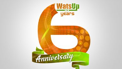 Photo of WatsUp TV Celebrates 6 Years Anniversary